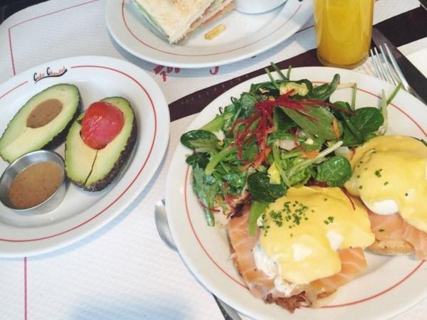 Cafe Charlot in Parijs