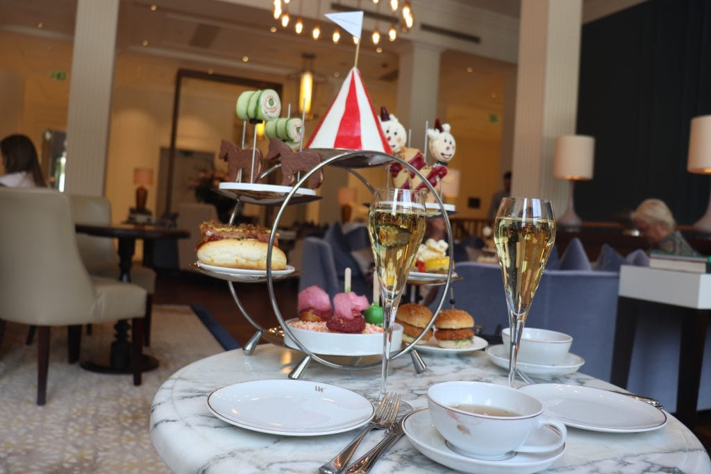 Carrousel Summer Afternoon Tea