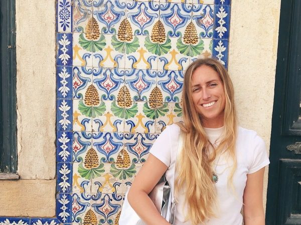 Loved by locals: in Lissabon Darcie Paardekooper