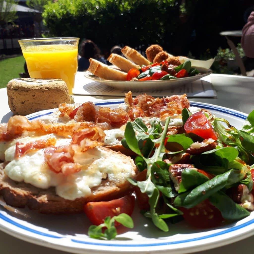 De Zeeuwse Hemel in Zierikzee lunch
