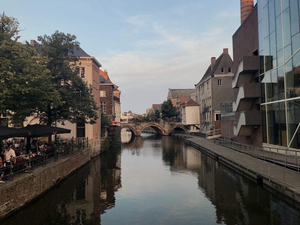 Dijlepad Mechelen stedentrip