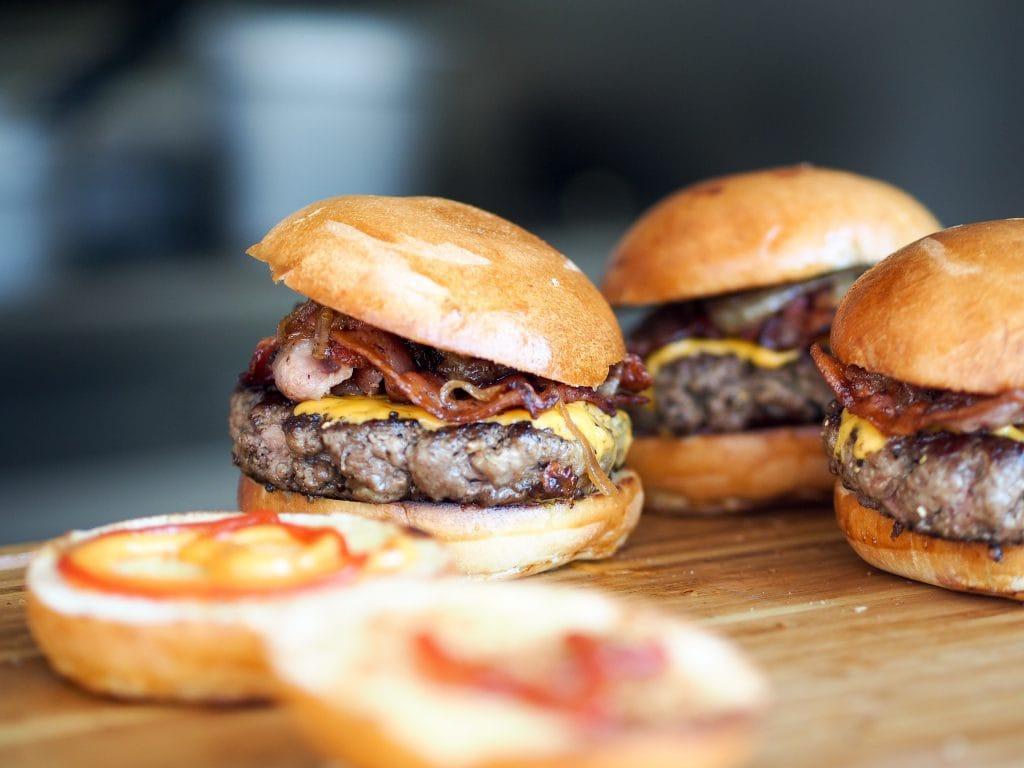 Eten in Haarlem hamburgers