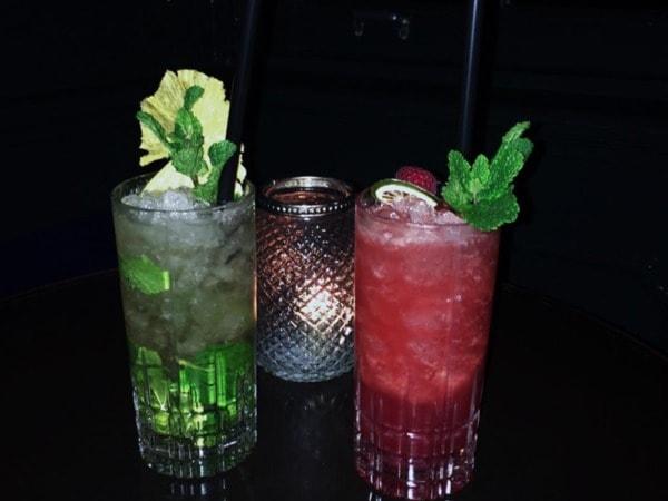 Favoriete cocktails Patricia Stalen Zenuwen