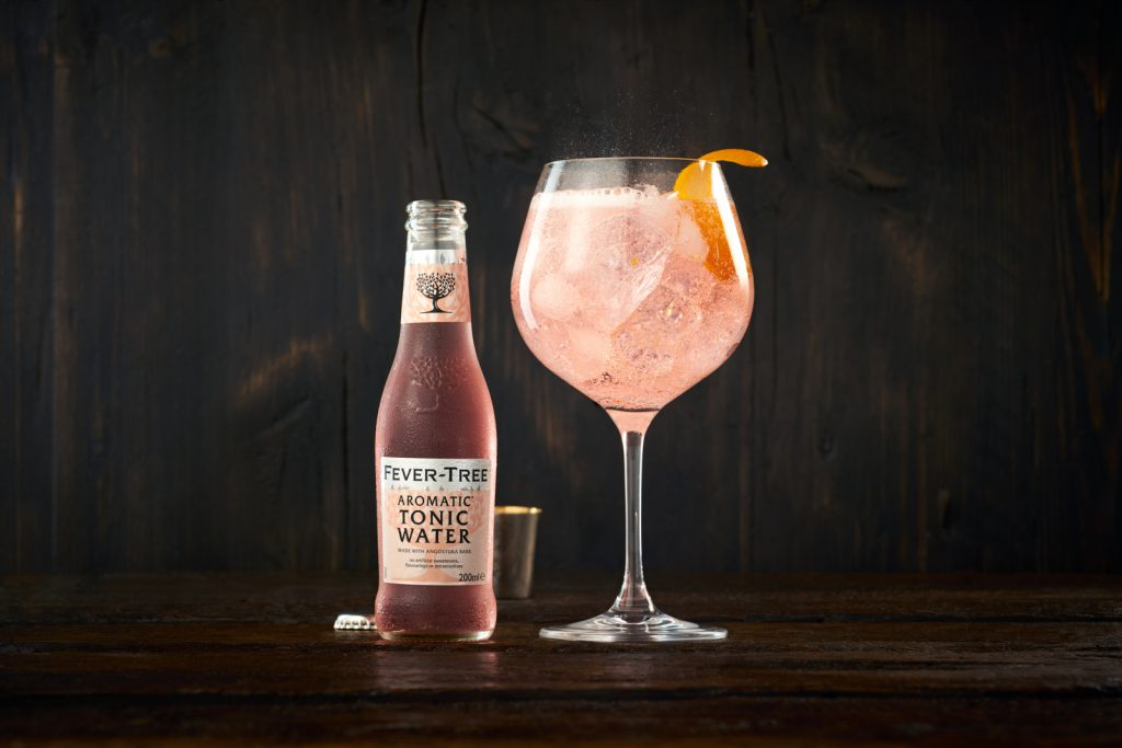 Fever Tree tonic water Girls Who Borrel x Lokaal Edel