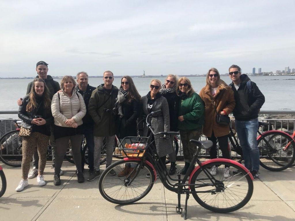Fietstour Baja Bikes New York