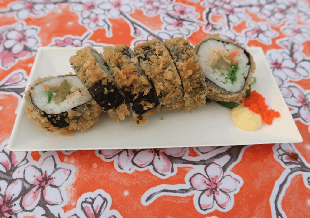 Foodfestival agenda juni 2018 sushi