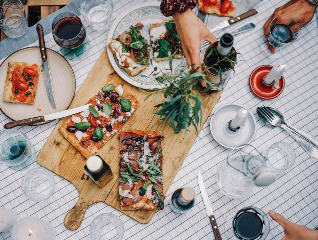 Gezonde pizza SUGO Utrecht