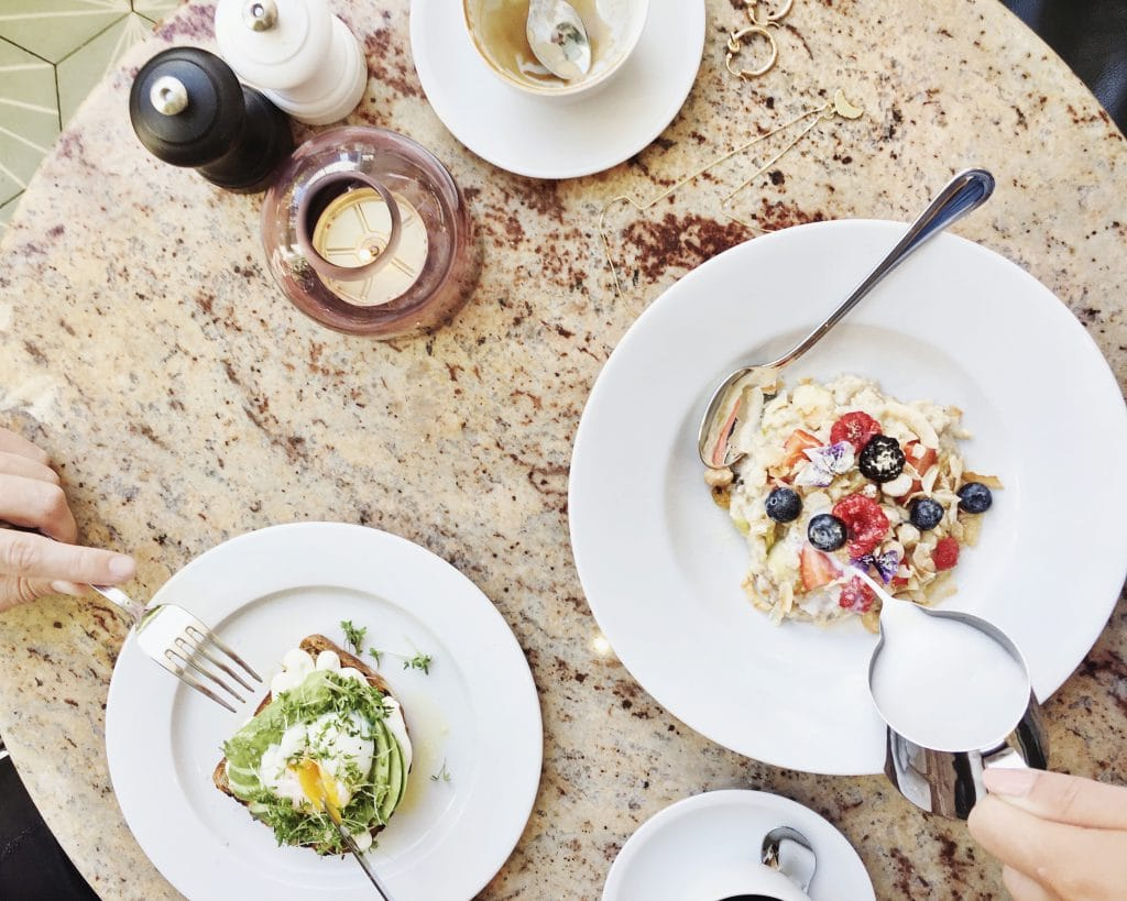 Gretas Stockholm ontbijt Ilse van The Spice of Life