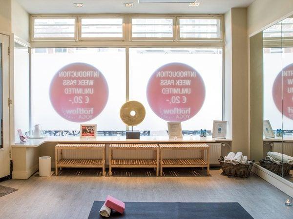 Kortingscode voor Hot Flow Yoga