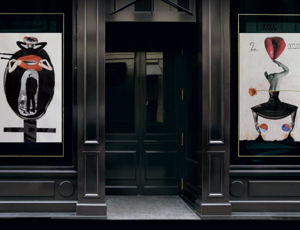 Hotel Costes Parijs