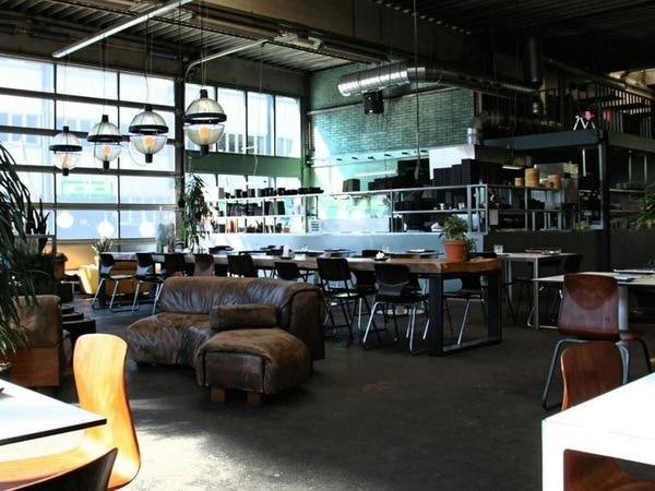 Hotspot van SAK tassen Restaurant LE:EN in Utrecht