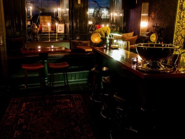 Hotspots Kopenhagen cocktailbar Ruby
