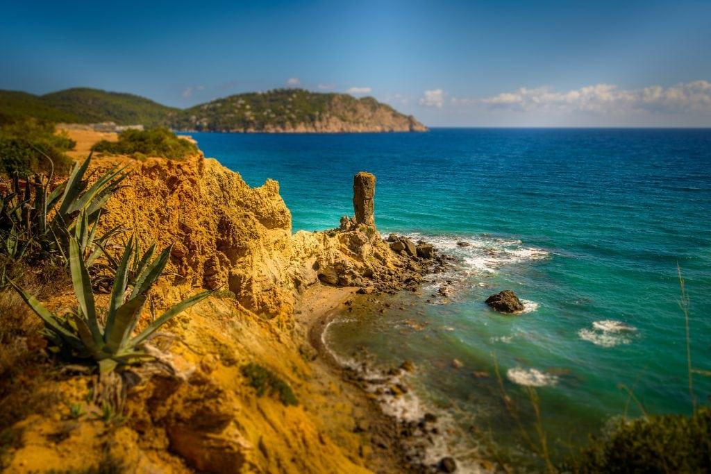 Ibiza strandje hotspot Marlieke van Zascha Hair
