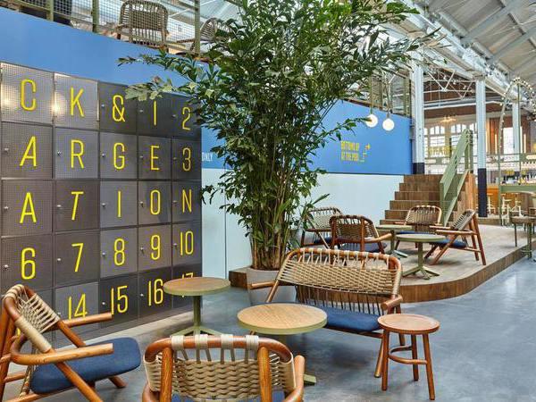 Kanarie Club Foodhallen