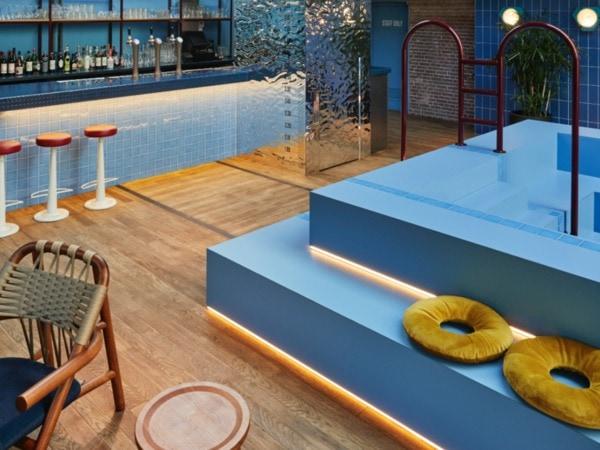 Kanarie Club Pool Bar
