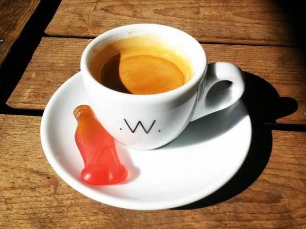 8x hotspots van Judith van Meetingselect White Label koffie