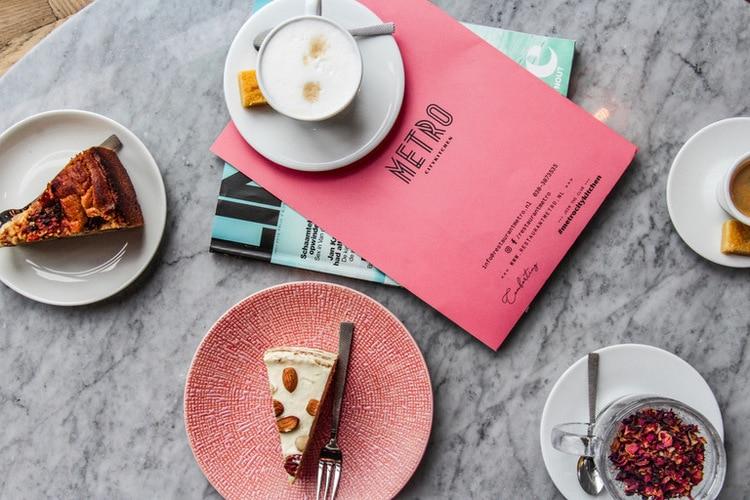 Koffie en taart Utrecht de beste plekken Metro City Kitchen