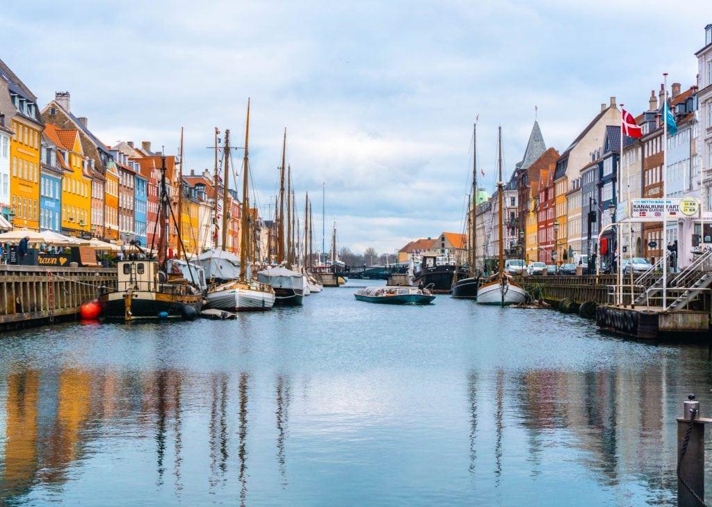 Kopenhagen stedentrips in Europa