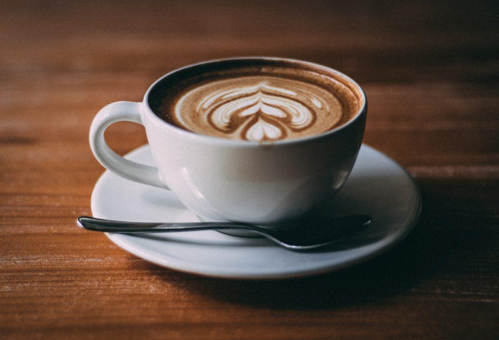 Kopje koffie in Hellevoetsluis