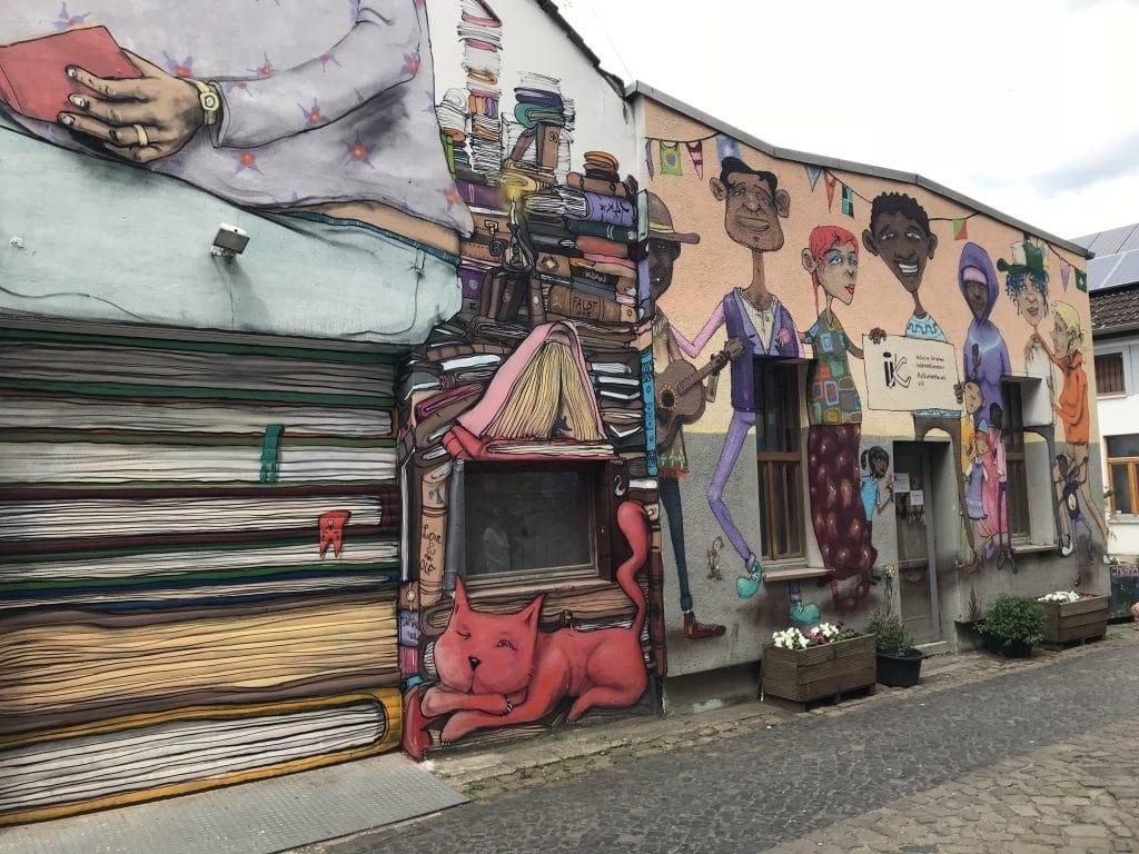 Kulturzentrum Faust weekendje Hannover