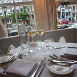 L'invité restaurant aan de Amsterdamse Bloemgracht