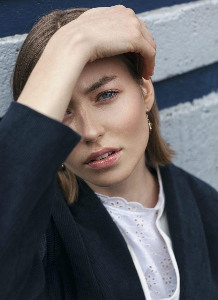 Liselot Herculeijns model bij IBTM Models