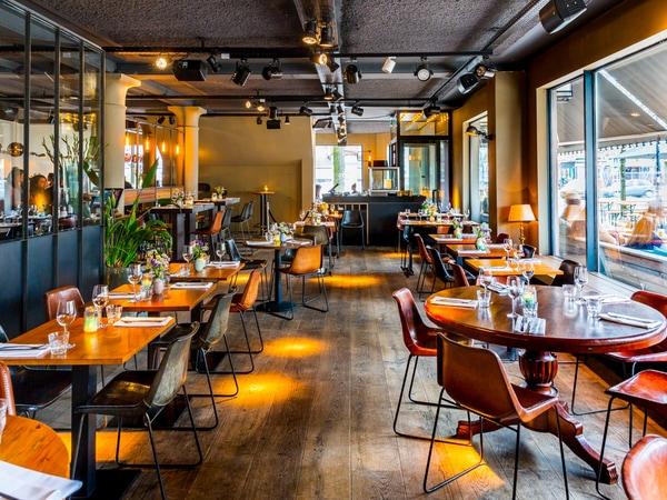 Foodbar loulou in amsterdam west for Turkse restaurant amsterdam west