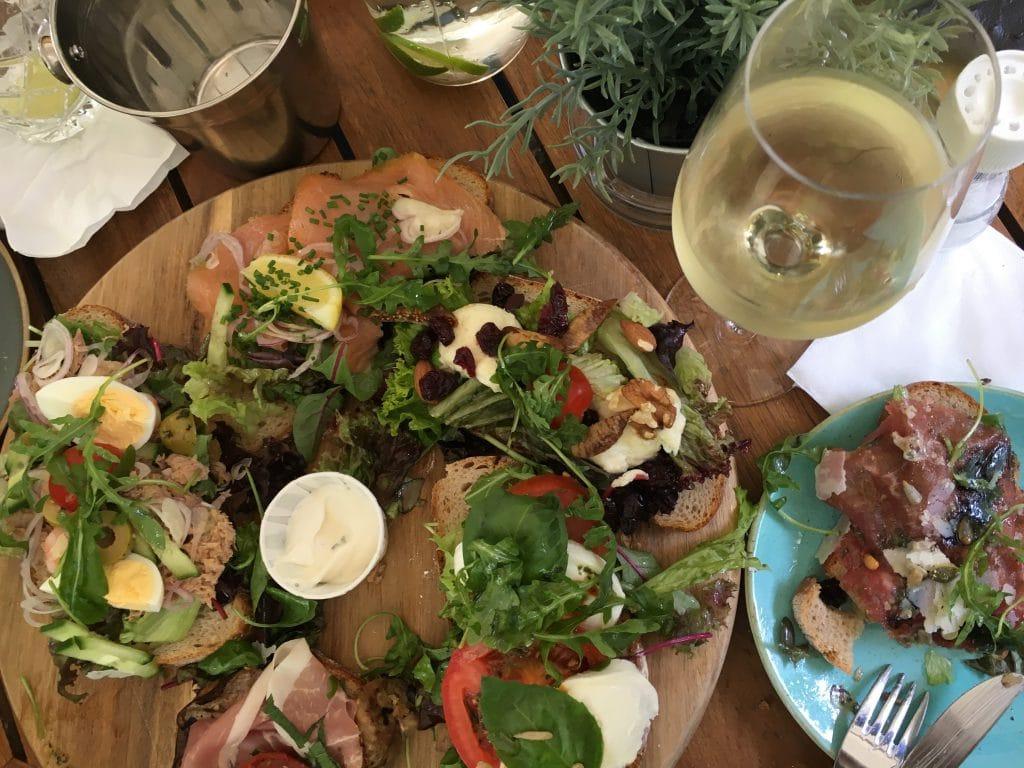 Lunch met wijn hotspots Kiki Bosman