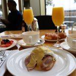 Ontbijt bij MR PORTER Amsterdam