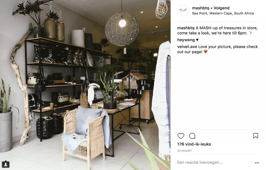 Mash Boutique Kaapstad