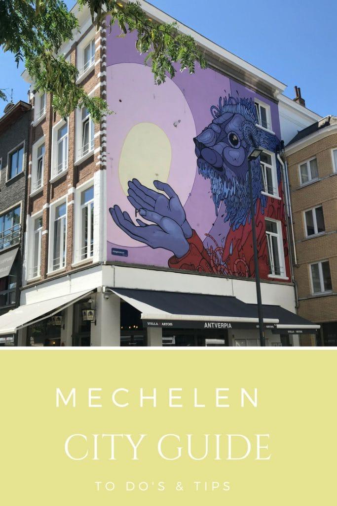 Mechelen city trip