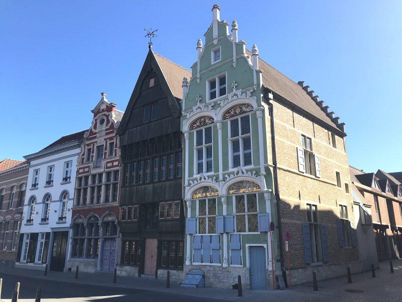 Mechelen stedentrip België