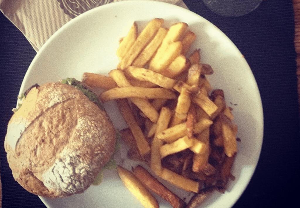 Hamburger Meneer Smakers