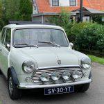Dagje toeren met een oldtimer: Mini Cooper