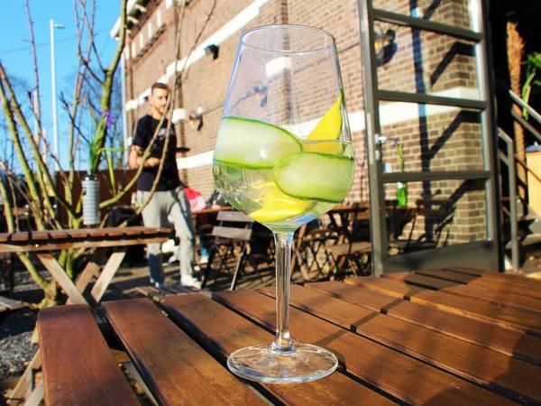 Hotspots van Do: Mossel en Gin Westerpark