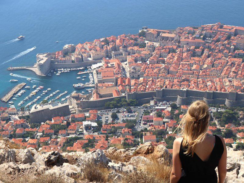Omslagfoto Facebookgroep voor reizigers Stedentrips wereldwijd Dubrovnik