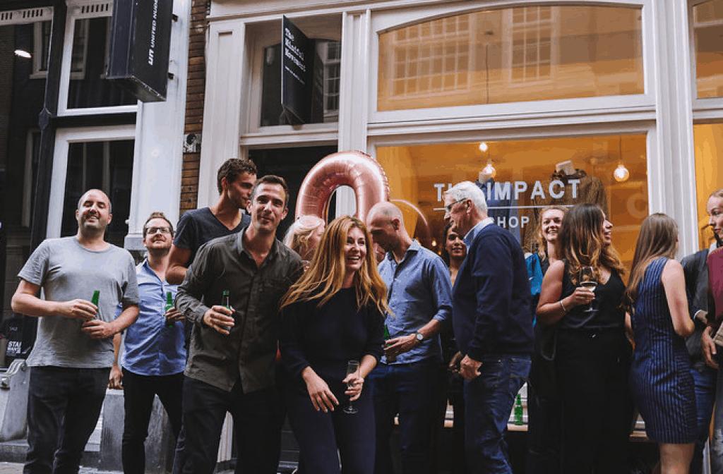 Osier launch The Impact shop