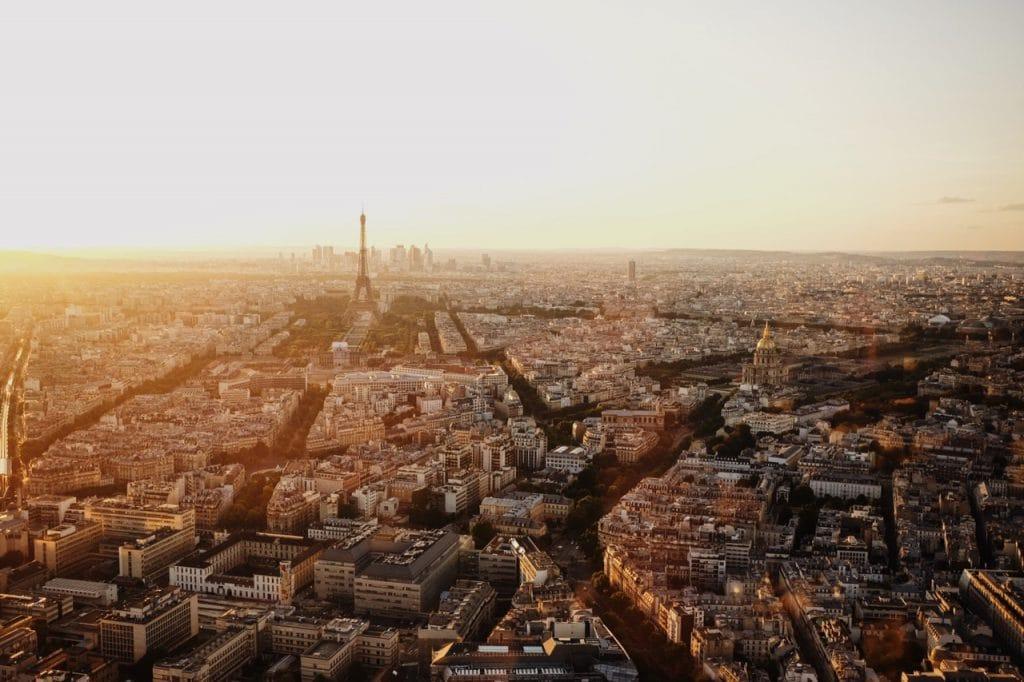 Parijs Eiffeltoren Daisy Fotografie