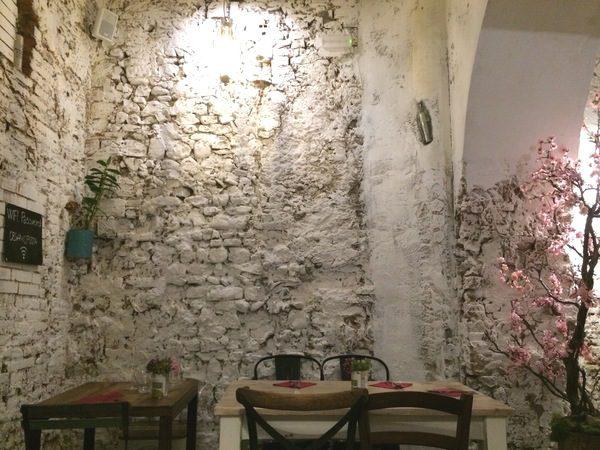 Pizzeria Simbiosi in Florence heeft biologische pizza's