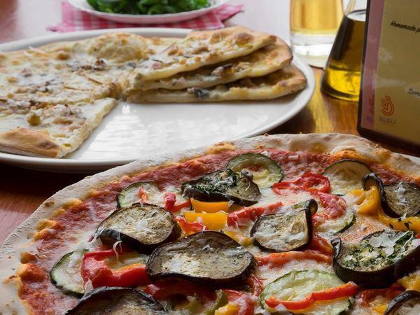 beste pizza van Rotterdam