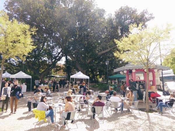 Loved by locals: in Lissabon Darcie Paardekooper
