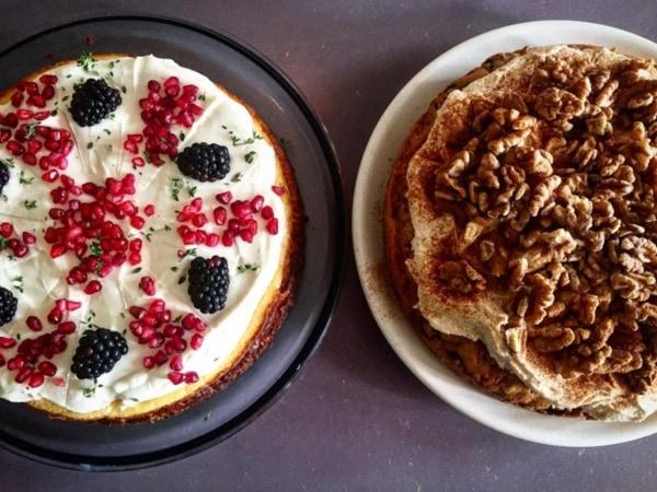 Ontbijten in Utrecht Rabarber