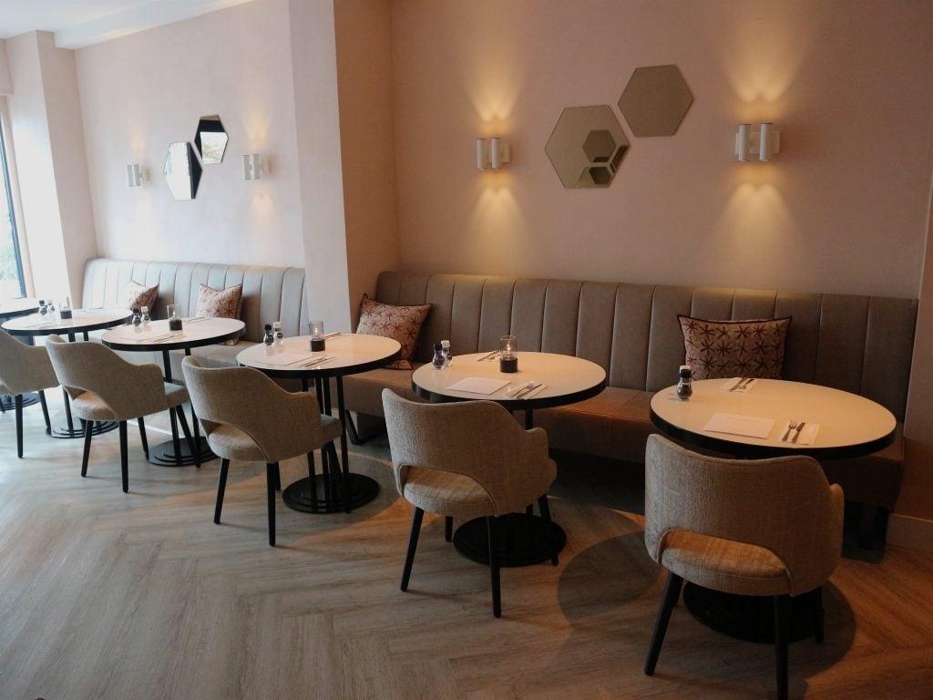 Restaurant lobby Sandton Eindhoven Centre