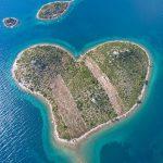 Romantische steden in Kroatië