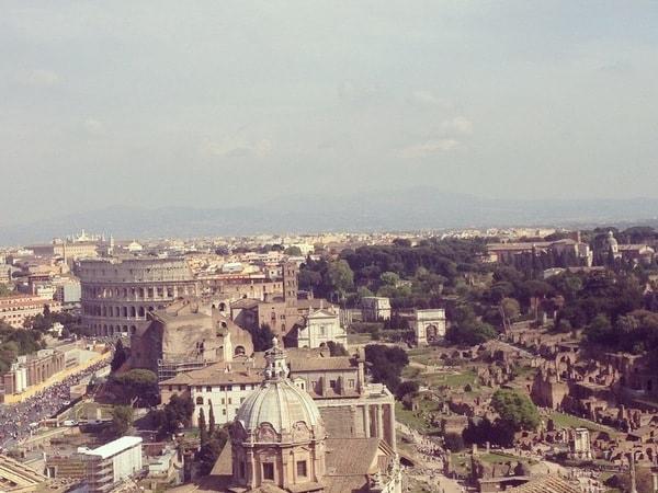 Goedkope stedentrips Europa Rome