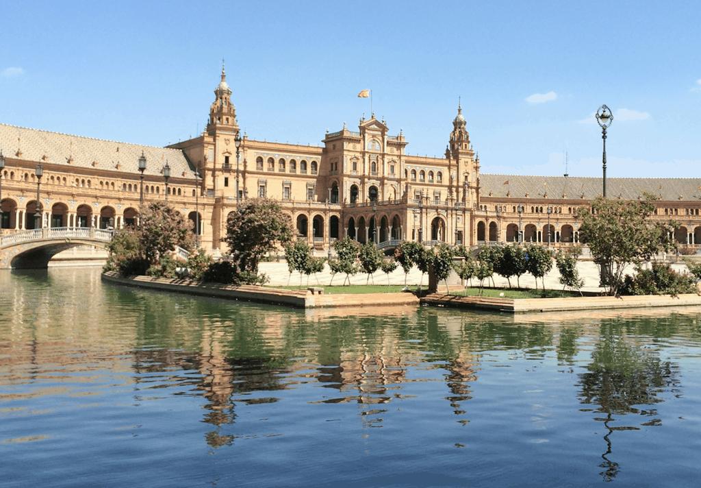 Sevilla favoriete stad Aret Hairmonk