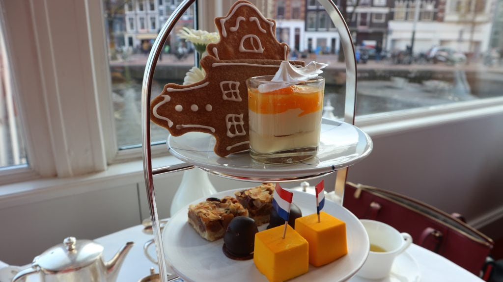 So Dutch Afternoon Tea Amsterdam