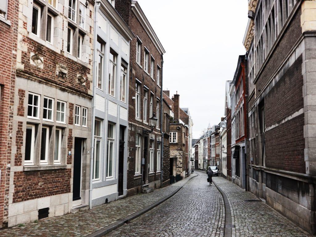 Straatjes in Maastricht