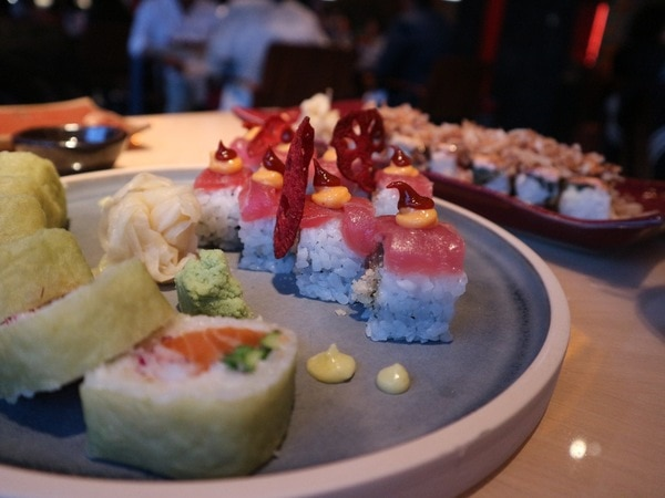 SushiSamba Amsterdam