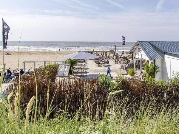 Strandpaviljoen Tent 6 in Zandvoort